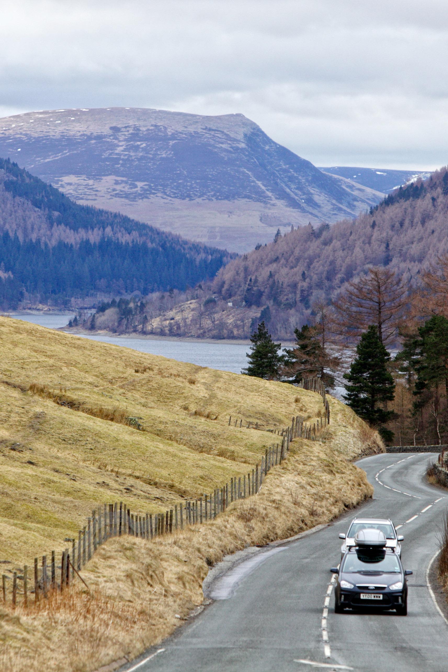 A591 © Steve Barber, Cumbria Tourism